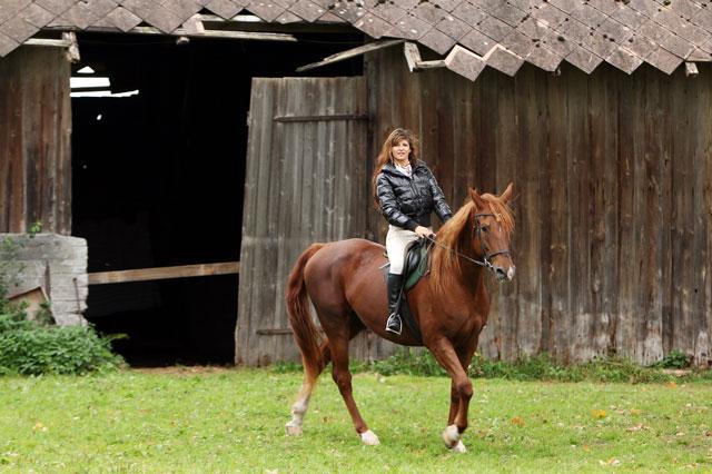 Rutas a caballo fantasiarural